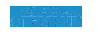 Tempur azul
